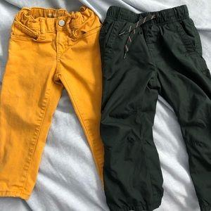 Kids Gap pants size 2T
